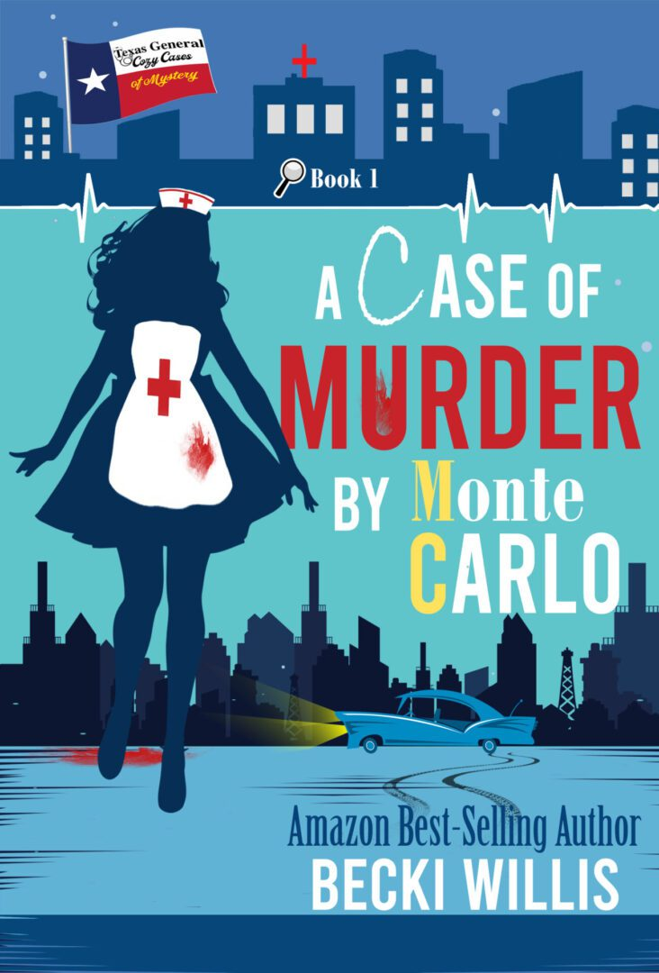 A Case of Murder by Monte Carlo cover page