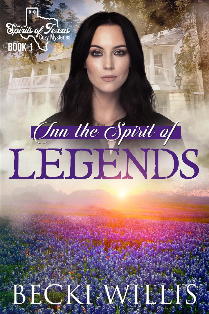 Inn the Spirit of Legends cover page