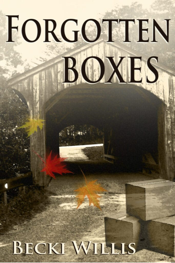 Forgotten Boxes cover page
